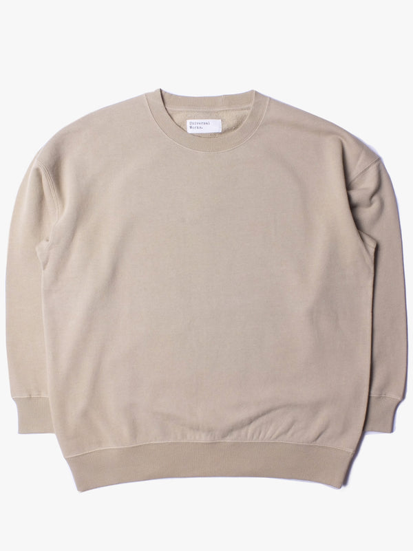 Oversized Sweatshirt - Elm