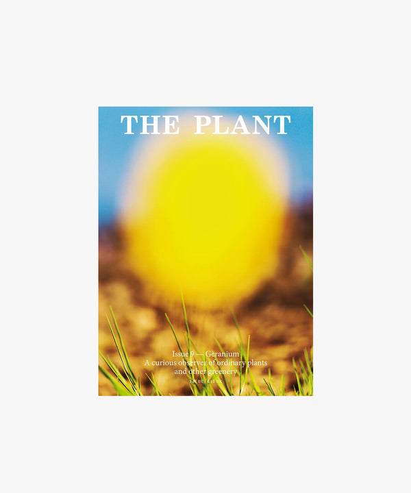 The Plant Issue 9