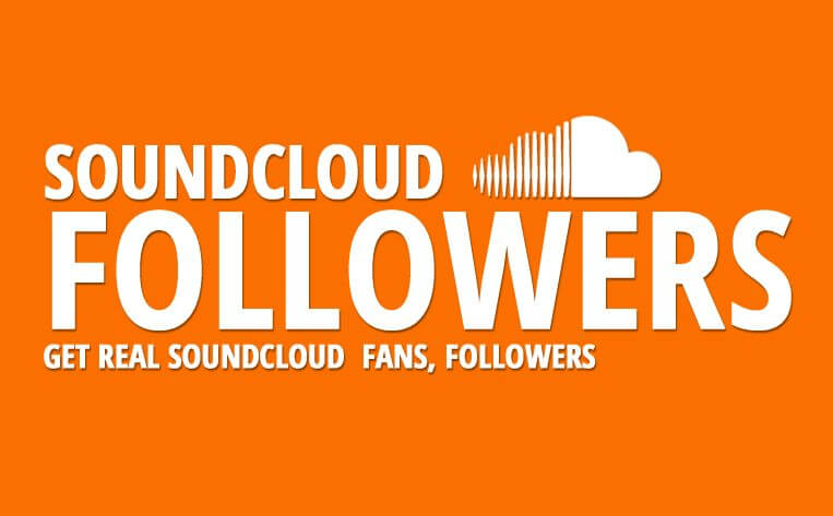 SoundCloud Followers (Min: 100 ~ Max: 2,000)