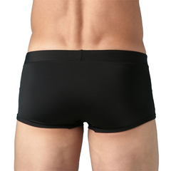 JOR Orion Men's Square Cut Brief - Black