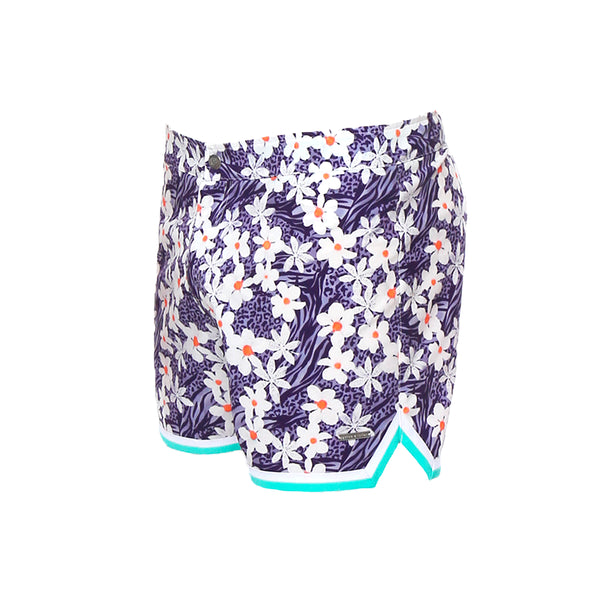 Parke and Ronen Idlewild Mikonos Stretch Retro Swim Trunk