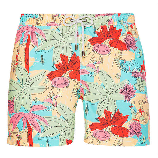 Bluemint Arthur Men's Swim Trunks - Heaven