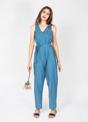 Jumpsuit Free Sewing Pattern Peppermint Magazine