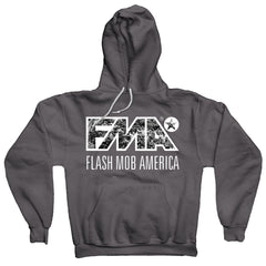 Official FMA Gray Hoodie
