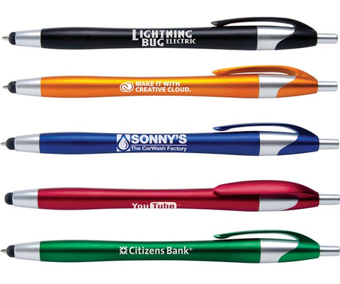 250 piece order of the 331 Javalina Stylus - Promotional Pen