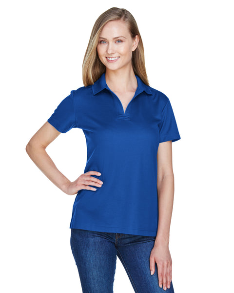 Women's Devon & Jones DG20W Performance Polo - 6 Piece Minimum - Embroidered Left Chest Logo Included
