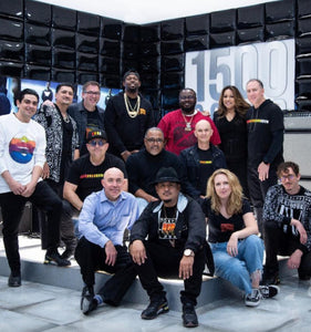 Roland collaboration with 1500 Sound Academy Team music education