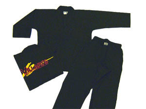 Black student uniform