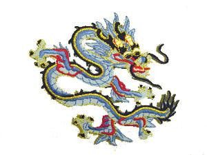 Blue Dragon Patch
