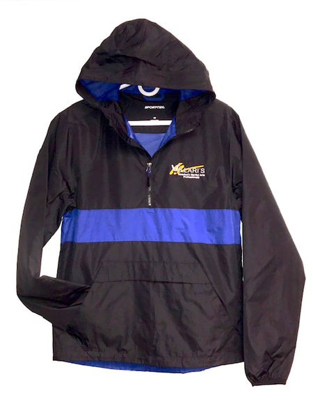 Sale!! Sportek Hooded Team jacket/windbreaker