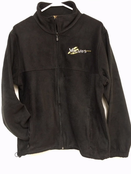 Harrinton full zip fleece.