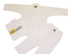 Villari White Student Uniform