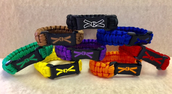 Rank Paracord Bracelets