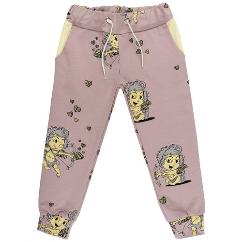 Jelly alligator cupids arrow sweatpants