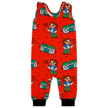 Load image into Gallery viewer, Brick Party Dungarees