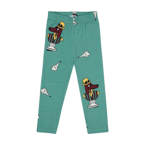 Jelly Alligator fogdog leggings