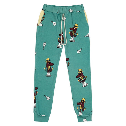 Jelly Alligator fogdog sweatpants