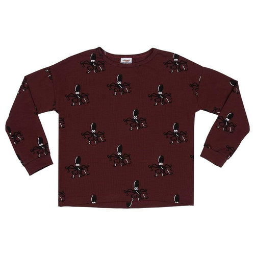 Jelly Alligator under the sea long sleeve shirt