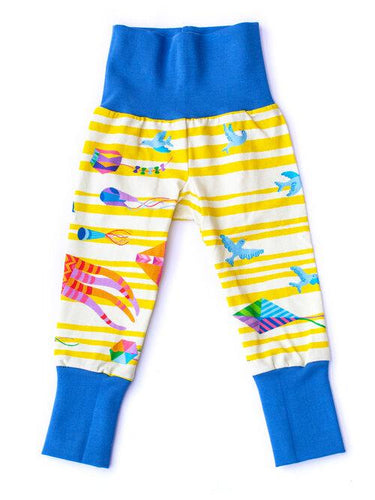 Merle kids kites in the sky leggings