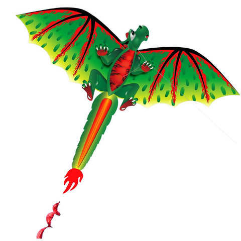 cerfs volant dragon