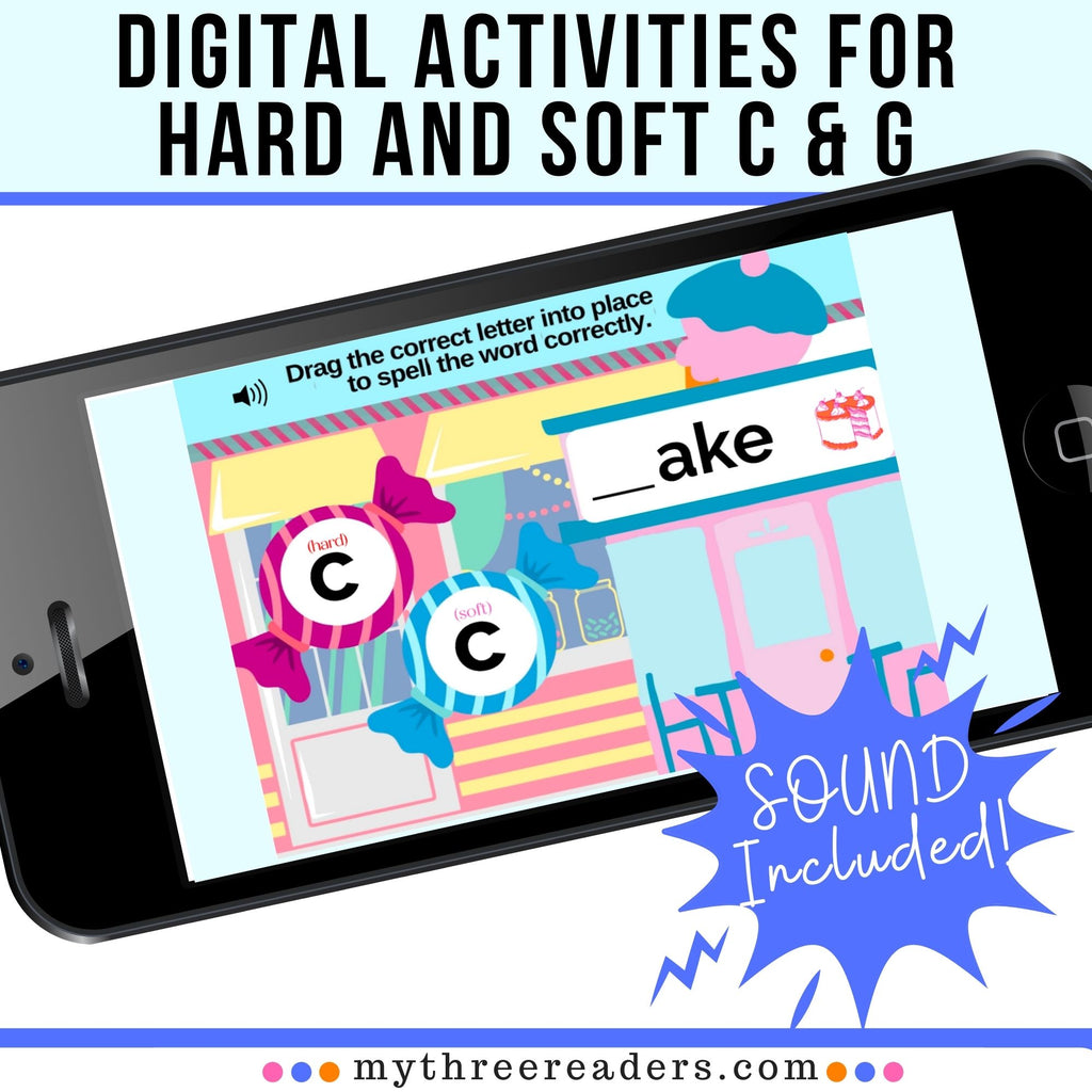 Digital Activity for Hard and Soft C & G