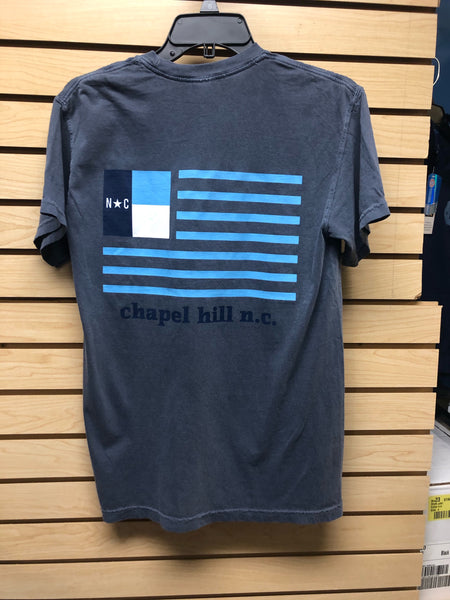 Chapel Hill Frocket Flag T-Shirt