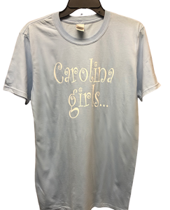 Carolina Girls Best in the World T-Shirt
