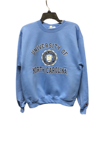 University of North Carolina Champion Crewneck