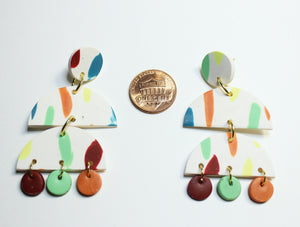 Biri Pop: Color Dangles I