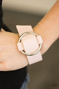 SIMPLY STYLISH - PINK LEATHER