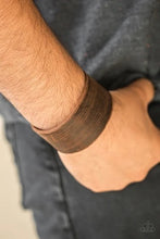 Load image into Gallery viewer, Casually Cowboy Brown Urban Bracelet
