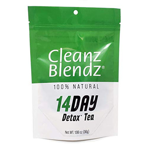Basic Organics- Cleanz Blendz Natural Detox Tea
