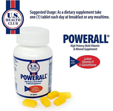THE POWERALL® MULTIVITAMIN