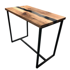 River bar table