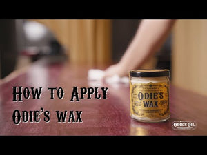 Odie's Dark Wax