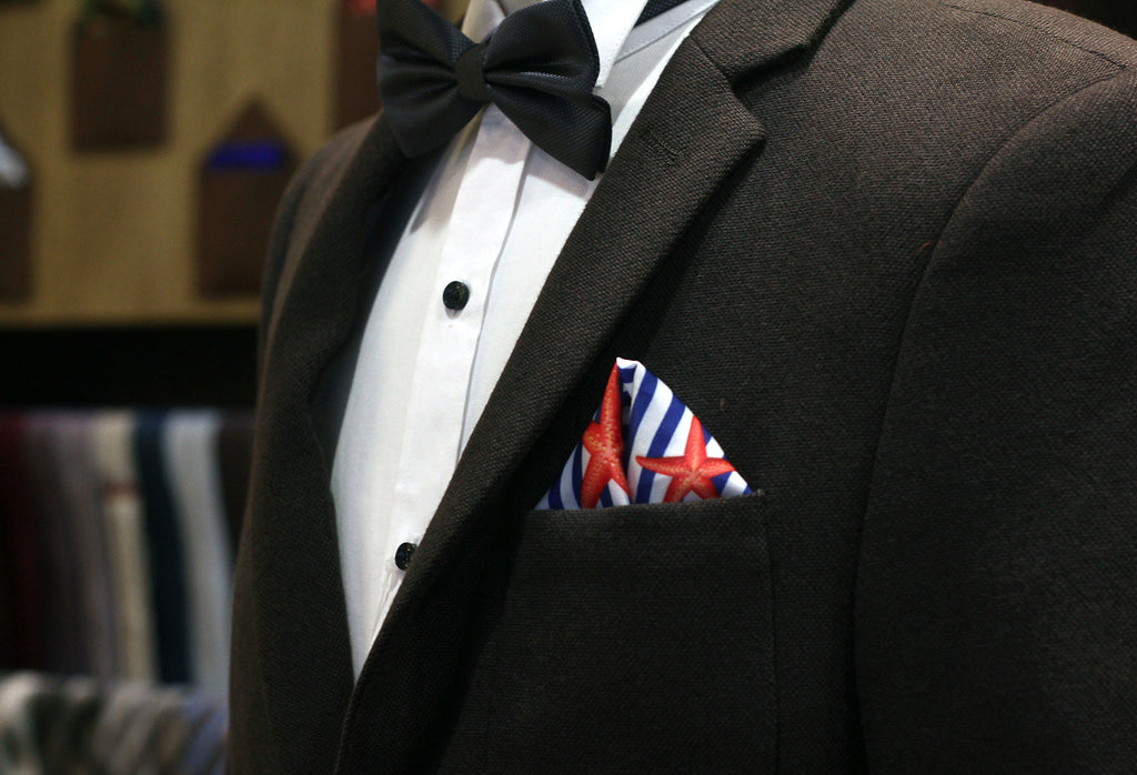 Why You Should Wear Pocket Squares
