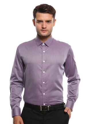 DOUBLE BARREL PURPLE SHIRT