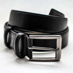CASUAL BELT BLACK 3.5 CM