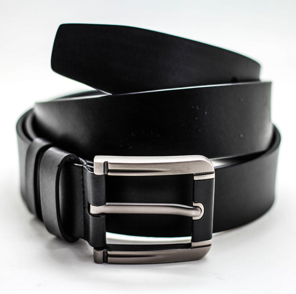 CASUAL BELT BLACK 4 CM