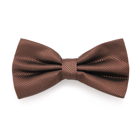 BOWTIE REGULAR BROWN