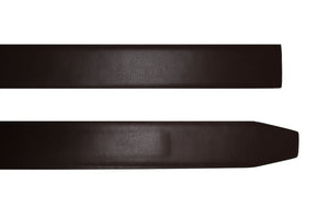 Dark Brown Plain Belt