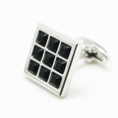 SWAROVSKI SQUARE 9 BLACK