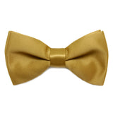 FORMAL BOWTIE SILK GOLD
