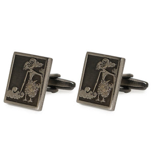 INDONESIAN SERIES - PETRUK CUFFLINKS