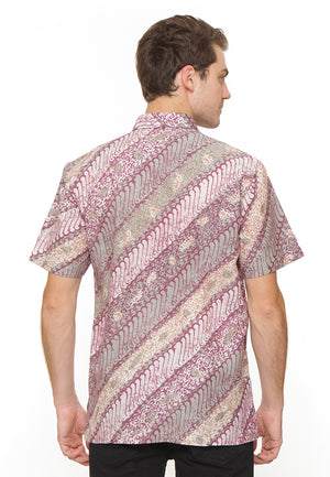 LIGHT PURPLE PARANG BATIK