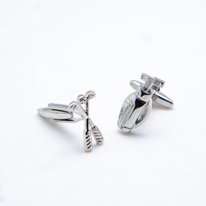 GOLF STICK CUFFLINKS