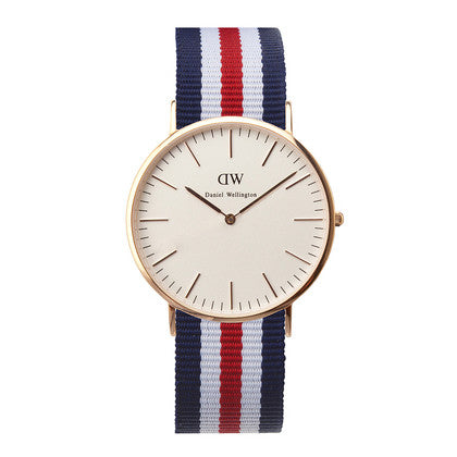 CLASSIC CANTERBURRY ROSE GOLD LADY