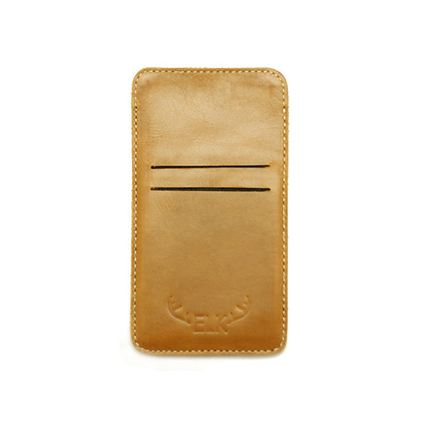 DON IPHONE 5 SLEEVE TAN