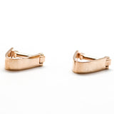 Wrap Around Rose Gold Cufflinks