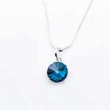 SWAROVSKI BIG ROUND MONTANA NECKLACE